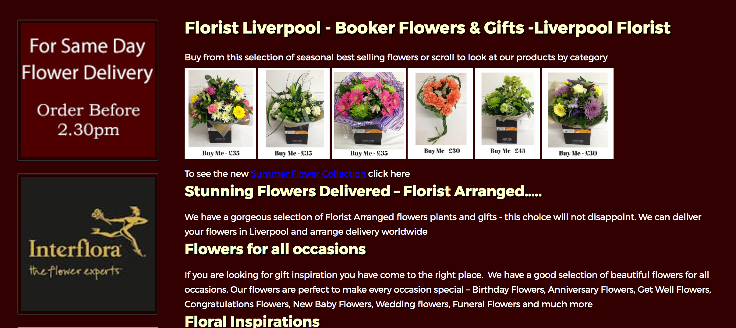 Florist booker flowers and gifts glasgow flower delivery florist booker flowers and gifts glasgow izmirmasajfo